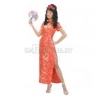 Красный китайский костюм  - M