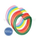 Baloni veidošanai (tvistingam), izmērs Q260, iepakojums 100 gb., krāsas sortimentā