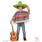 Meksikāņu bērnu pončo