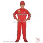 Formula 1 pilota tērps (128) , jaka un bikses ar saitēm