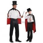 Burvju mākslinieka apmetnis karnevālam