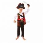 Pirāta kostīms 6-8 gādu vecumā bērniem