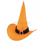 Raganas cepure oranža