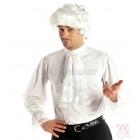 Balts krekls ar žabo izmers X/L