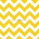 ZIGZAG Papīra salvetes, Dzeltena saule krāsa, izmērs - 33х33cm 20.gab.