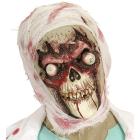 ZOMBIE galvaskauss  sejas  maska