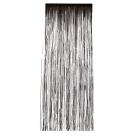 Lietutiņa aizskars, melns, 91 cm x 244 cm