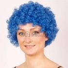 Zila disko parūka