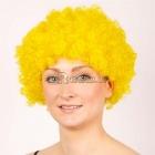 Dzeltenā diskotēkas parūka