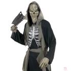 Galvas kauss,  lateksa maska Helovīniem
