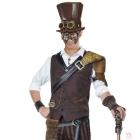 Maska (varš) steampunka stila Helovīniem