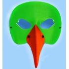 Karnevāla  maska,  PAPAGAILIS