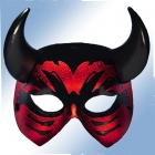 Karnevāla maska LUCIFERS