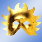 Karnevāla maska SAULE