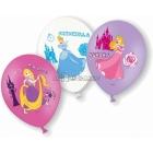 Princese  lateksa baloni ar krāsu apdruku 6.gab. 27.5 cm