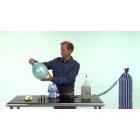 Piepušana ar hēliju un HIFLOAT apstrāde lateksa balons 30cm