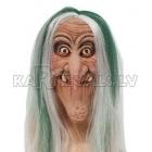 Карнавальная маска  - Ведьма