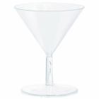 Kristāla Martini mini glāzes 59 ml 20.gab.