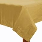 Papīra galdauts zelts 137 x 274 cm