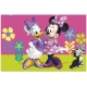 Plastikāta  galdauts 120x180cm MINNIE HAPPY HELPERS DISNEY