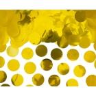 Konfeti zelta krāsas 15 gr.