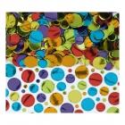 Konfeti  no folijas multi krāsa 70.gr