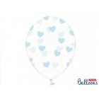 Lateksa balons, sirds 1.gab. 30 cm
