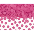 Konfeti rozā krāsas 15 gr.