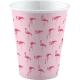 """Glāzītes """"Flamingo Paradise""""  250 ml., 8 gab."""
