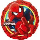 "Apaļš folijas balons ""SpiderMan Ultimate"", neiepakots, 43 cm"