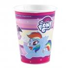 """8 Glāzītes """"My Little Pony"""", 250 ml,  92 mm"""