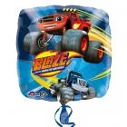 "Standard ""Blaze and the Monster Machines"" foil baloniņš 43cm"