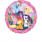 "Standard ""My Little Pony"" foil baloniņš 43 cm"