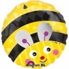 Folijas hēlija balons Bite