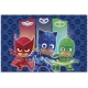 Plastikāta  galdauts 120x180cm PJ MASKS ENTERTAINMENT ONE