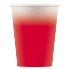 Glazes   8 gab 200 ml Sarkana krāsa