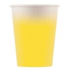 Glazes   8 gab 200 ml Dzeltena krāsa