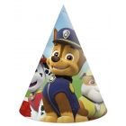 6 cepures  PAW PATROL LETS ROLL  svētku atribūtika