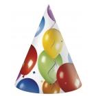 Cepurītes - Gaisa baloni -  6 gab.
