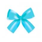 Dekoratīvas lentītes, gaiši zili, 10 x 9 cm, koplektā 4 gab.