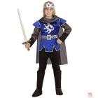 Karaļa Artūra kostīms - bikses, zābaku uzlikas, kronis, apmetnis) (128 cm/5-7 gadi)