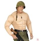 Muskuļu krekls pieaugušajiem L izmērs
