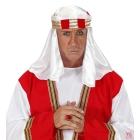 KUFIA arābu cepuru galvassegas, pieauguša cilvēka izmēra