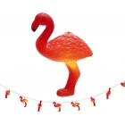Flamingo virtene,  LED