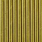 Papīra salmiņi zelta krāsā, 19.5 cm, 10 gab