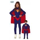 Super varoņa  tērps  5-6 gādu vecumā bērniem  kombinezons  apmetnis