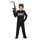 ASV SWAT comand dalībnieka tērps  vecums 7 - 9 gadi piekariņš  krekls   mētelis  josta  bikses