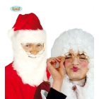 Santa klausa brilles