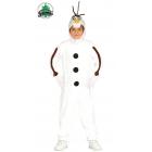 Sniegavīra tērps 7-9 gadus vecam zēnam