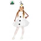 Sniega-meitenītes tērps 5-6 gadus